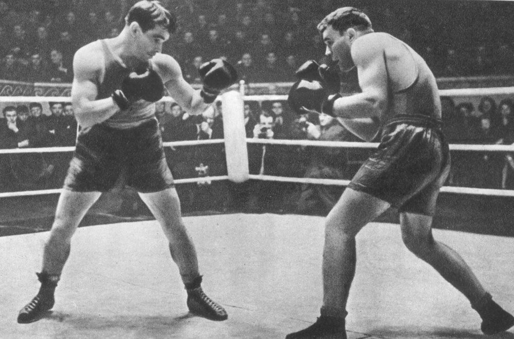 Советский бокс фото